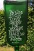 Flaschen Deko für Garten