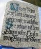 Stein für ein Grab